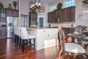 Replace Or Refinish Kitchen Cabinets